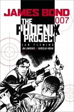 """The Phoenix Project"" (1974) fait la couverture du T11  de la 2nde série d'anthologie Titan Books en février 2007."