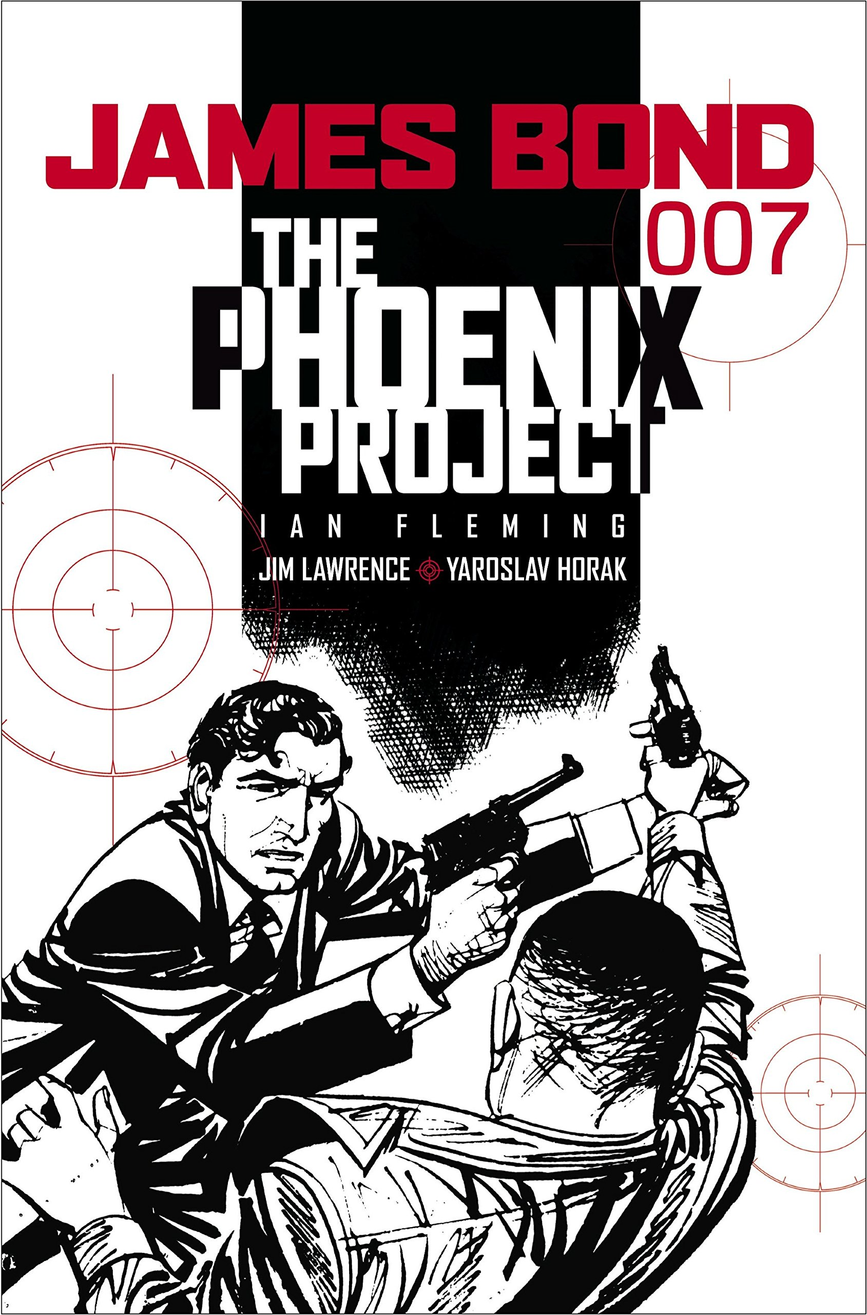 """""""The Phoenix Project"""" (1974) fait la couverture du T11  de la 2nde série d'anthologie Titan Books en février 2007."""