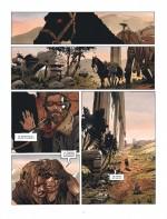 «Le Convoyeur» T1 par Dimitri Armand et Tristan Roulot.