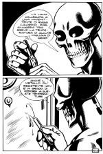 Tout comme Satanik, Kriminal a été créé par Magnus et repris, entre autres, par Romanini, ici dans n° 252, en 1970.