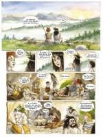 Un petit matin en Chartreuse, il y a 14 000 ans...
