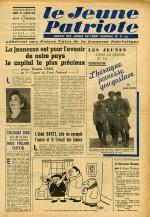Le Jeune Patriote  n° 18 (février 1945), directrice Ginette Cros.