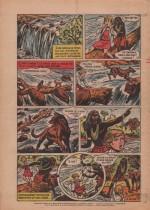 « Tombée du ciel » dans Bernadette n° 378 (28/02/1954).