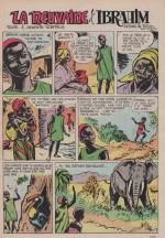 « La Neuvaine d'Ibrahim » dans Bernadette n° 147 (02/02/1964).