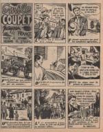 « Émile Coupet » dans Fripounet et Marisette n° 1 (1956).
