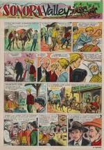 « La Mine de Sonora Valley » dans Fripounet et Marisette n° 2 (1965).