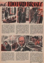 « Édouard Branly » dans Âmes vaillantes n° 3 (1962).