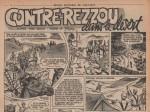 « Contre-Rezzou dans le désert » dans Cœurs vaillants n° 32 (1954).