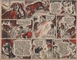 « Kaoumah » dans Cœurs vaillants n° 7 (1957).