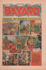 « Mission au Kiang-Si » dans Bayard n° 176 (16 /04/1950).