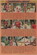 « Les Chasseurs de loups » dans L'Intrépide n° 352 (26/07/1956).