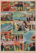 « La Fièvre jaune à bord » dans L'Intrépide n° 416 (17/10/1957).