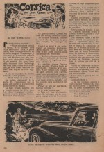 « Corsica » dans Bernadette n° 174 (02/04/1950).