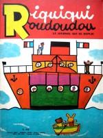 Riquiqui Roudoudou n° 310.