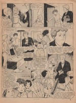« La Maison de Betty » dans Lisette n° 29 (15/07/1956).