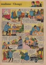 «Le Tableau de madame Choupy» dans Lisette n°11 (13/03/1960).