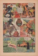 «Lucette chez les éléphants« dans Bernadette n°488 (08/04/1956).
