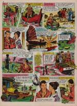 « Mikimoto reine des perles » dans J2 magazine n° 39 (24/09/1964).