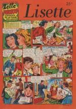 « Zette reporter : L'Affaire de la tour des croisés » dans Lisette n° 16 (18/04/1954).