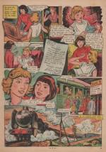 « Zette reporter : La Grande Padowska » dans Lisette n° 24 (13/06/1954).