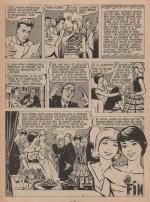 « Zette reporter : L'Affaire Rosabel » ; conclusion de la série dans Lisette n° 22 (29/05/1960).
