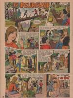 « La Peureuse » dans Lisette n° 7 (13/02/1966).