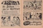 « Steph et Valy » dans Lisette magazine n° 77 (12/1972).