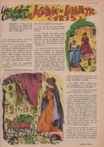 « Un enfant courageux » dans Fripounet et Marisette n° 47 (23/12/1961).