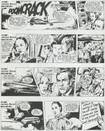 """Des variantes graphiques peu convaincantes : """"Doomcrack""""  (Alex North, 1981) et  """"The Scent of Danger"""" (McLusky, 1983)."""