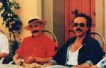 Magnus (à gauche) et Romanini : des décennies de collaboration.