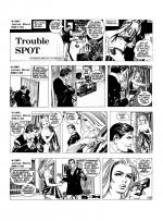 """Un exemple de l'érotisme dévoilé dans la série à partir de """"Trouble Spot"""" (décembre 1971)."""