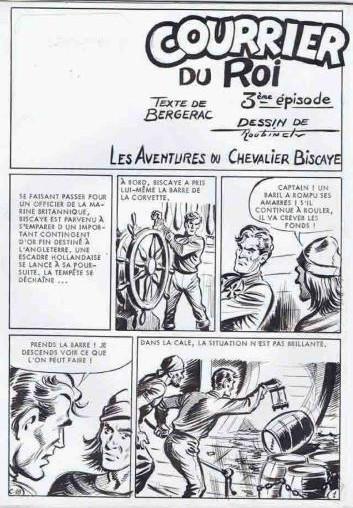 Chevalier Biscaye