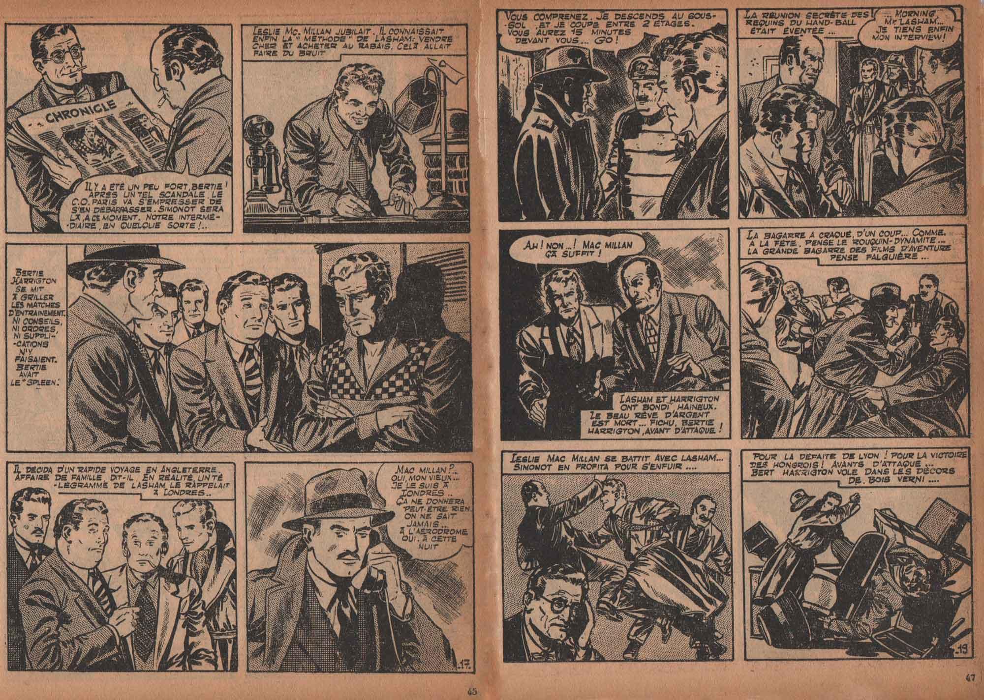« Falguière et Dehaut » Caméra n° 122 (03/1955).