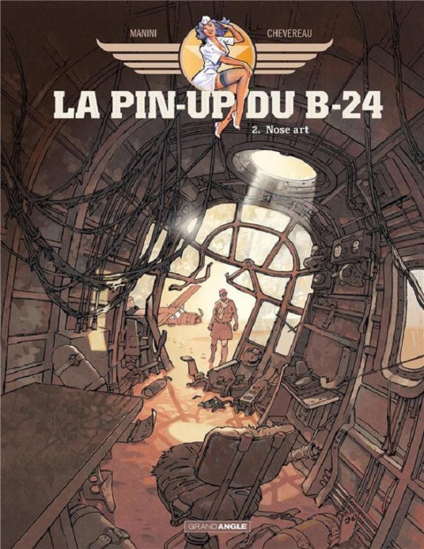 La Pin-up de B-24  2 couv