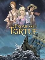 La Promesse de la Tortue couv