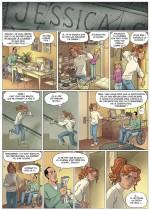 Les Omniscients T1 page 7 : Jessica
