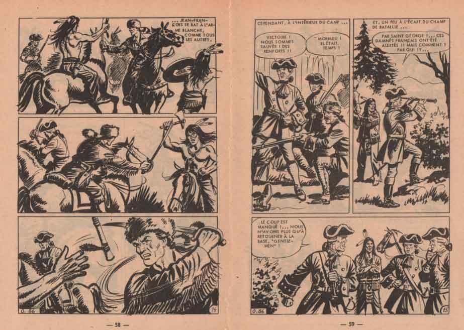 « Jean-François le Québécois » dans Olac n° 86 (03/1968).