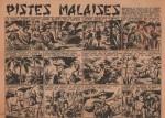 « Piste malaise » dans Zorro n° 175 (16/06/1949).
