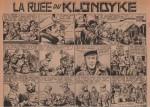 « La Ruée du Klondyke » dans Zorro n° 191 (05/02/1950).