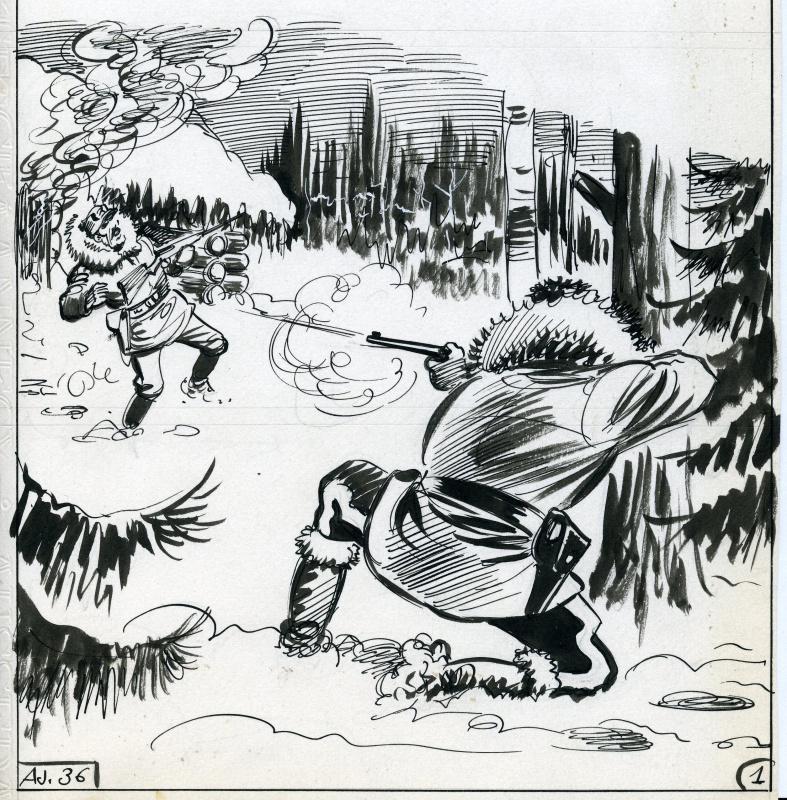 Illustration pour « Sam Boyd ».