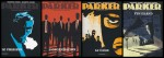 Couvertures des quatre albums réalisés par Darwyn Cooke (Dargaud, 2010 à 2014).