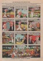 «Miki»Fillette n°443 (13/01/1955).