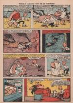 «Hercule Malabar fait de la politique»Joyeuse Lecture hors-série (03/1961).