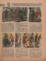 «Lili en voyage»Fillette n°121 (11/11/1948).