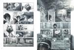 « Après le monde » (extraits : pages 74 - 75 - Sarbacane 2020)