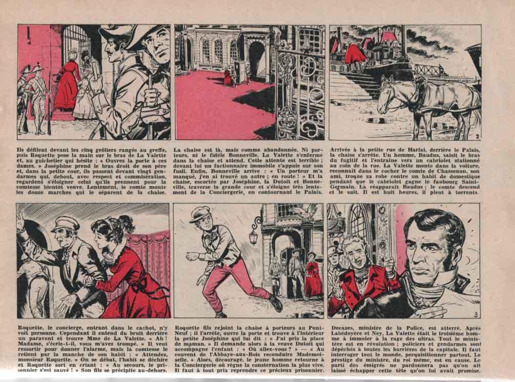 « La Valette » Pilote n° 20 (10/03/1960).