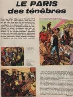 « Le Paris des ténèbres » Pilote n° 472 (21/11/1968).