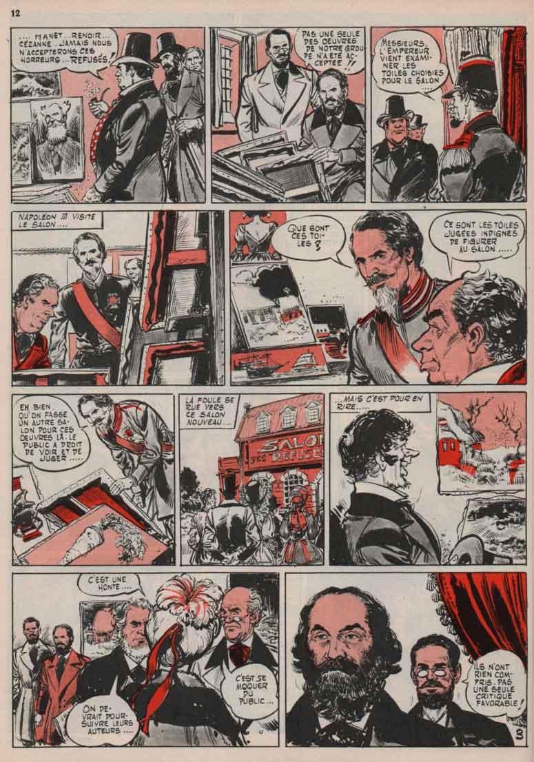 « Cézanne » J2 jeunes n° 1 (02/01/1964).