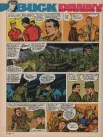 « Buck Danny » Spirou n° 1541 (26/10/1967).