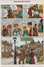« Conan Doyle mène l'enquête » Okapi n° 324 (15/05/1985).